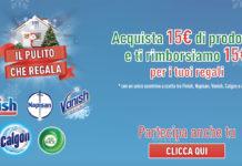 15 euro di rimborso su una spesa di 15 euro